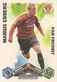 Trading Card S51: Marius Ebbers (FAN Favorit); Match Attax Special; Bundesliga 2010/2011; Topps