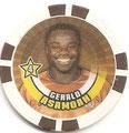 Chipz ohne Nummer: Gerald Asamoah; Bundesliga Chipz 2010/2011; Topps