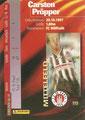 Traiding Card 173: Rückseite Trading Card; Bundesliga Collection 97 (Die Cards-Kollektion zur Rückrunde der Saison 97); Panini Bilderdienst, Nettetal, Kaldenkirchen