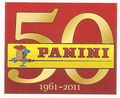 Sticker 1: Panini 1961-2011; Serie ohne Namen; St. Pauli Sammeln! Panini Bilderdienst, Stuttgart