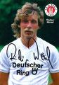 Ich suche folgende Autogrammkarten mit Orginalunterschtrift aus der Saison 1987/88: Willi Reinmann, Rüdiger Wenzel (Siehe Bild)