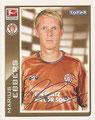 Sticker 358: Fußball Bundesliga  (Offizielle Bundesliga Sticker-Sammlung 2010/2011 Autogramm-Auflage)