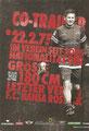 Thomas Meggle; Rückseite Autogrammkarte: Saison 2012/13 (2. Bundesliga)