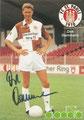 Saison: 1991/92 (2. Bundesliga); Trikowerbung: Deutscher Ring