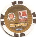 Chipz ohne Nummer: Rückseiite Mittelfeld; Bundesliga Chipz 2010/2011; Topps