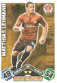 Trading Card 261: Match Attax Traiding Card Game 2010/2011; Topps