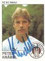 Sticker 280 mit Orginalunterschrift: Fußball 90; Panini Bilderdienst, Unterschleißheim