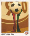 Sticker 152: Odset-Pokal 2006; Sportliche Geschichte; St. Pauli Sammeln! Panini Bilderdienst, Stuttgart
