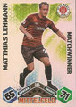 Trading Card 385: Match Attax Traiding Card Game 2010/2011; Topps