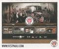 Sticker 69: www.FCStPauli.com; Der Verein; St. Pauli Sammeln! Panini Bilderdienst, Stuttgart