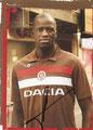 Morike Sako; Saison: 2009/10 (2. Bundesliga); Trikowerbung: DACIA
