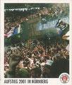 Sticker 147: Aufstieg 2001 in Nürnberg; Sportliche Geschichte; St. Pauli Sammeln! Panini Bilderdienst, Stuttgart