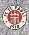 Sticker 2: Wappen: Serie ohne Namen; St. Pauli Sammeln! Panini Bilderdienst, Stuttgart
