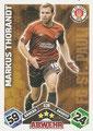 Trading Card S30: Markus Torandt; Match Attax Special; Bundesliga 2010/2011; Topps