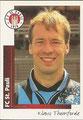 Sticke: 435: Fußball' 96; Panini Bilderdienst, Unterschleißheim