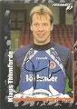 Sticker 373 mit Orginalunterschrift: Fußball' 97; Panini Bilderdienst, Nettetal, Kaldenkirchen