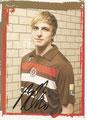 Bastian Oczipka; Saison: 2009/10 (2. Bundesliga); Trikowerbung: DACIA