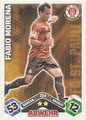 Trading Card 254 mit Orginalunterschrift: Match Attax Traiding Card Game 2010/2011; Topps