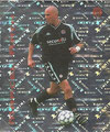 Glitzer Sticker 190: Christian Rahn; Fußball Bundesliga 2002; Panini Bilderdienst, Nettetal, Kaldenkirchen