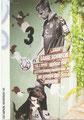 Rückseite Autogrammkarte: Saison 2014/15 (2. Bundesliga); Anmerkung: Ohne Kiez Helden Schriftzug