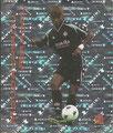 Glitzer Sticker 170: Moudachirou Amadou; Fußball Bundesliga 2002; Panini Bilderdienst, Nettetal, Kaldenkirchen