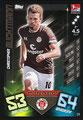 Trading Card 374: Christopher Buchtmann; Topps Match Attax 2019/2020; Topps