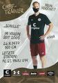 Timo Schultz; Rückseite Autogrammkarte: Saison 2020/21 (2. Bundesliga) Variante 1: Rückseite: Schriftzug oben rechts: Mein Verein !!!
