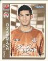 Sticker 350: Fußball Bundesliga (Offizielle Bundesliga Sticker-Sammlung 2010/2011 Autogramm-Auflage); Topps