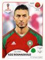 Sticker 158: Russia 2018 (Fifa World Cup); 670-Sticker-Edition (Belgien, Niederlanden, Luxemburg und Peru); Panini Bilderdienst, Tütenbilder