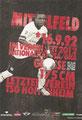 Joseph-Claude Gyau; Rückseite Autogrammkarte: Saison 2012/13 (2. Bundesliga)