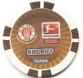 Chipz ohne Nummer: Rückseite Angriff; Bundesliga Chipz 2010/2011; Topps