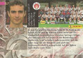 Trading Card 67: Rückseite Trading Card; Premium Cards Edition 96/97 (Die besten Spieler der Fußball Bundesliga); Panini Bilderdienst, Nettetal, Kaldenkirchen