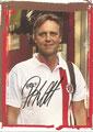 Peter Ott (Physiotherapeut); Saison: 2009/10 (2. Bundesliga); Trikowerbung: DACIA