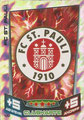 Trading Card 432: Clubkarte Wappen; Match Attax Trading Card Game Bundesliga 2013/2014; Topps