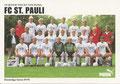 Mannschaftskarte: puma Werbekarte; Saison: 1989/90; Ligazugehörigkeit: 1. Bundesliga