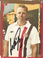 Klaus-Peter Nemet (Co- Trainer); Saison: 2009/10 (2. Bundesliga); Trikowerbung: DACIA