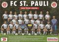 Mannschaftskarte: Deutscher Ring Werbekarte; Saison: 1993/94; Ligazugehörigkeit: 2. Bundesliga