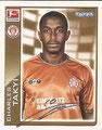 Sticker 354: Fußball Bundesliga (Offizielle Bundesliga Sticker-Sammlung 2010/2011 Autogramm-Auflage); Topps