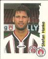 Sticker 194: Fußball Bundesliga (Die Endphase der Saison 96/97); Panini Bilderdienst, Nettetal, Kaldenkirchen