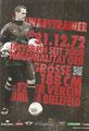 Mathias Hain; Rückseite Autogrammkarte: Saison 2012/13 (2. Bundesliga)
