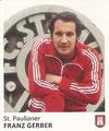 Sticker 118: Hamburg sammelt Hamburg;  Anmerkung: Rubrik: St. Paulianer; Juststickit, Hamburg