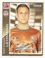 Sticker 353: Fußball Bundesliga (Offizielle Bundesliga Sticker-Sammlung 2010/2011 Autogramm-Auflage); Topps