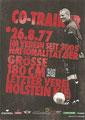 Timo Schultz; Rückseite Autogrammkarte: Saison 2012/13 (2. Bundesliga)