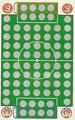 Rubbelkarte ohne Nummer:  Fortuna Düsseldorf - FC St. Pauli; Fußball-Sammel-Power Serie 1; Sun Edition, Eching