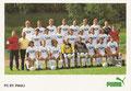 Mannschaftskarte 2: puma Werbekarte; Saison: 1987/88; Ligazugehörigkeit: 2. Bundesliga