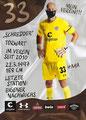 Svend Brodersen; Rückseite Autogrammkarte: Saison 2020/21 (2. Bundesliga)