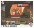 Sticker 68: FC St. Pauli-Flimmerkiste; Der Verein;St. Pauli Sammeln! Panini Bilderdienst, Stuttgart