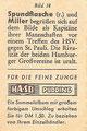 Sammelbild 18: Toor….Toor..! Volkssport Fußball; Rückseite Sammelbild: Schüttenberg, Heinrich, Haso-Pudding, Osnabrück