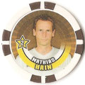 Chipz ohne Nummer: Mathias Hain; Bundesliga Chipz 2010/2011; Topps