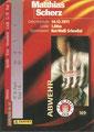 Traiding Card 169: Rückseite Trading Card; Bundesliga Collection 97 (Die Cards-Kollektion zur Rückrunde der Saison 97); Panini Bilderdienst, Nettetal, Kaldenkirchen